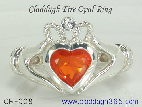 meaning of claddagh ring