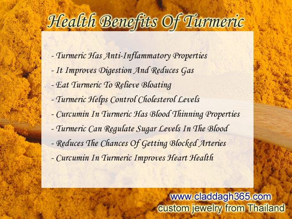 turmeric good for health