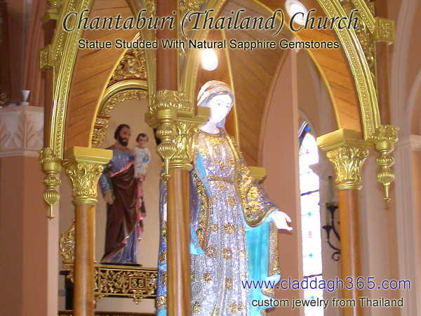chantaburi church thailand