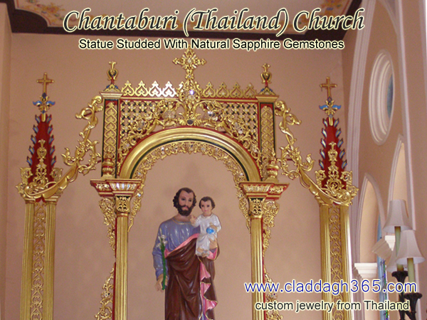 thai church chantaburi province