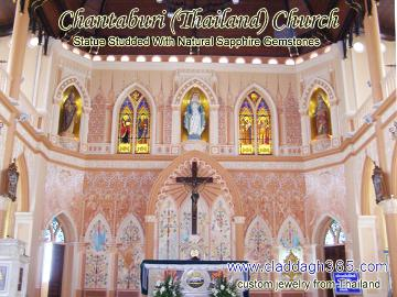 thailand churches